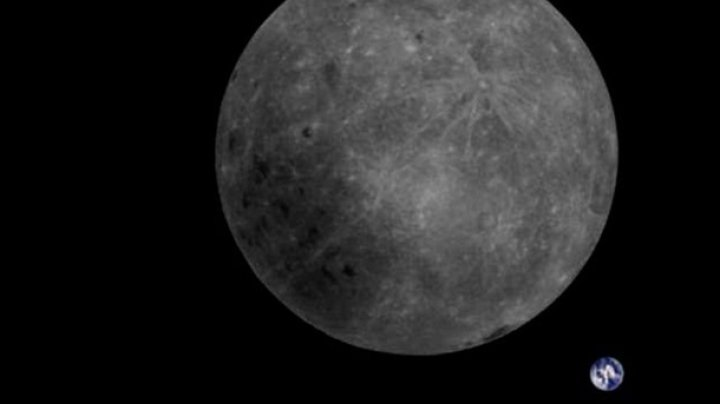 Опубликовано зрелищное фото Земли из космоса