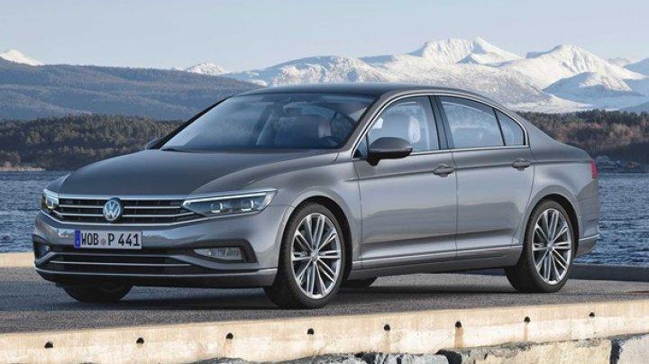 Volkswagen показал обновленный Passat B8