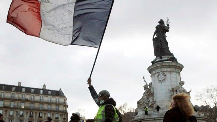 Франция ужесточила закон о протестах