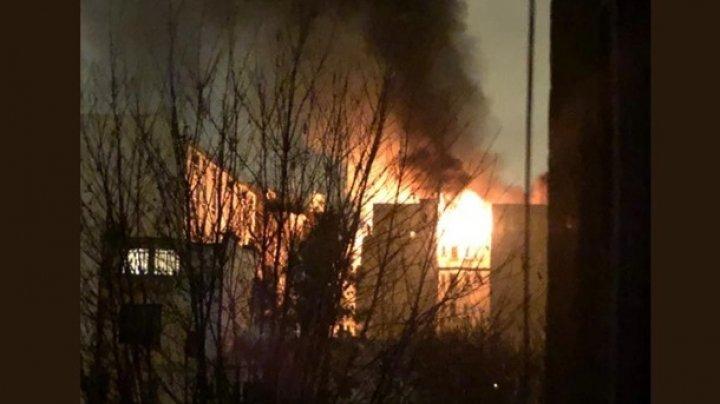 Пожар в Париже: подозреваемая и ранее устраивала поджоги