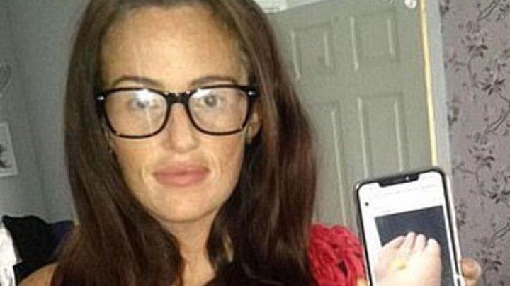 Британка 11 лет жила с пластиковой пулей в ухе