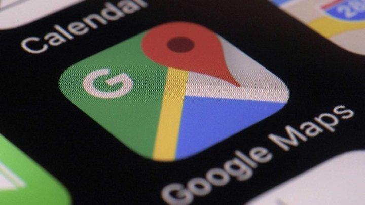 Google Maps тестирует режим дополненной реальности