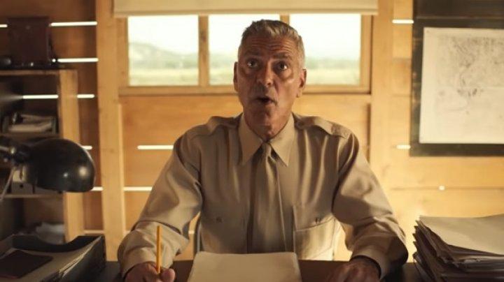 Вышел трейлер нового мини-сериала Джорджа Клуни