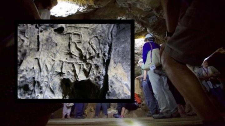 """В британских пещерах нашли """"ворота в ад"""" (фото)"""