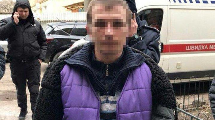 В Киеве преступник притворялся мертвым, чтобы сбежать от полиции