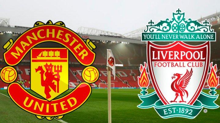 """""""Манчестер Юнайтед"""" и """"Ливерпуль"""" сыграли вничью в матче английской премьер-лиги"""