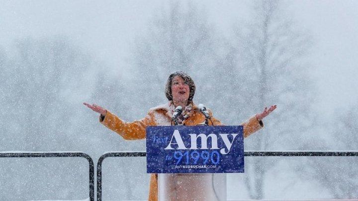 Трамп сравнил женщину-сенатора со снеговиком