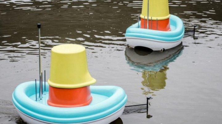 IKEA создала лодки для очистки рек