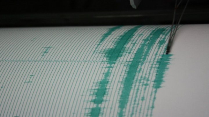 В Румынии произошло землетрясение магнитудой 2.7