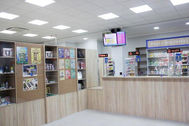На Буюканах обновили почтовое отделение MD-2069