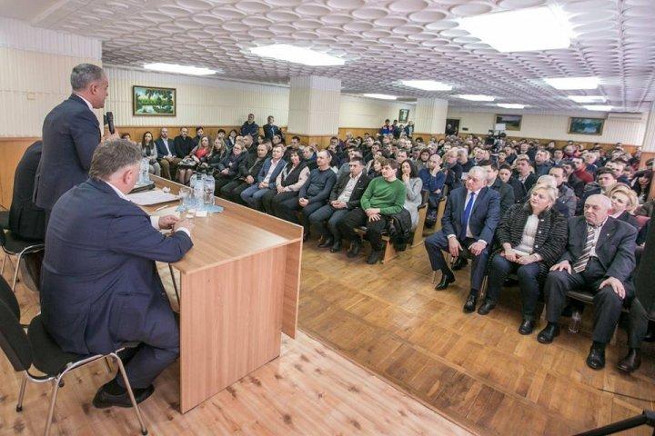Влад Плахотнюк посетил Центральную теплоэлектростанцию №2