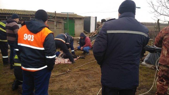 Тело молодой девушки обнаружили в 30 метровом колодце в Тараклии