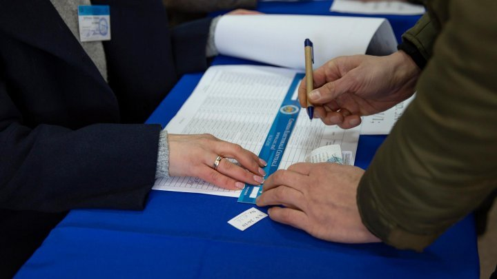 #ALEGEPUBLIKA Молдова сделала свой выбор: первые результаты голосования