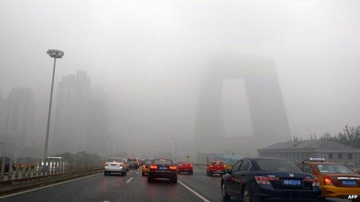 Загрязнение воздуха в Китае в январе выросло на 16%