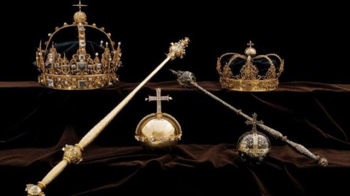 В Швеции нашли украденные королевские регалии