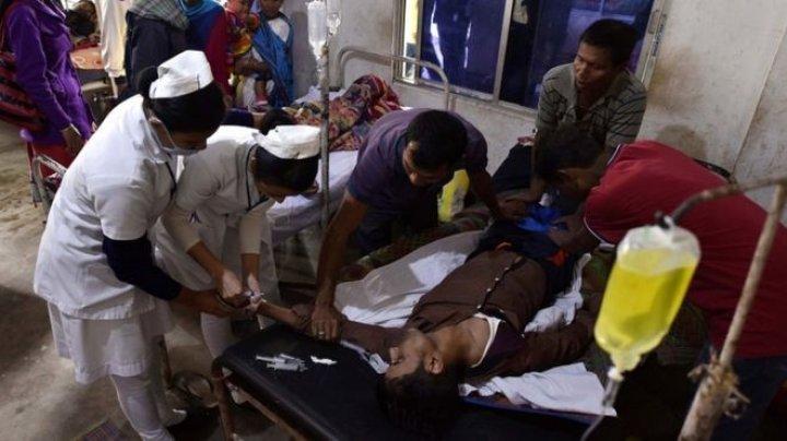 В Индии из-за отравления алкоголем погиб 131 человек