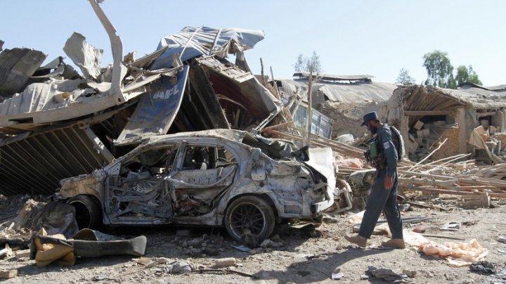 СМИ сообщили о взрыве на севере Афганистана