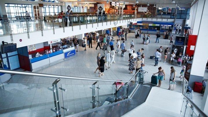 Туман вносит коррективы в работу аэропорта: некоторые авиарейсы задержаны или отменены