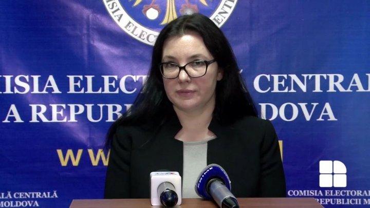 Председатель ЦИК Алина Руссу: попыток многократного голосования зарегистрировано не было
