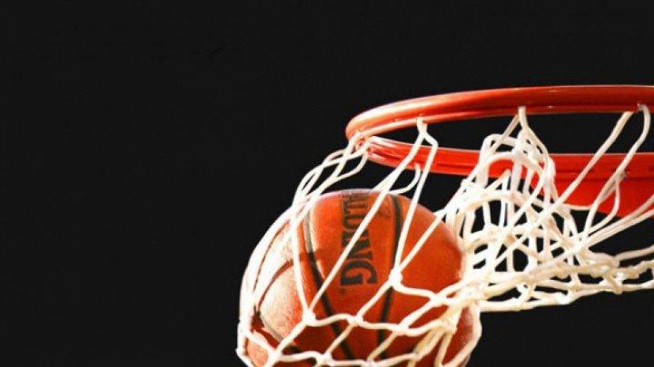 """БК """"Рыбница"""" прервал трехматчевую серию поражений в чемпионате Молдовы по баскетболу"""