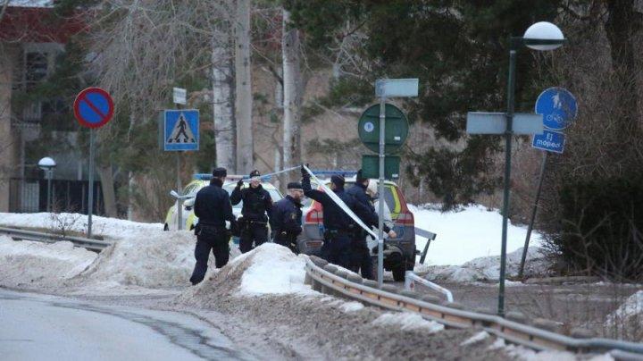 В жилом доме в Стокгольме прогремел взрыв
