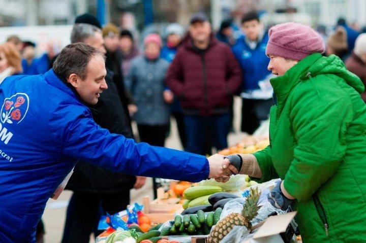 Представители каравана ДПМ встретились с жителями Кагульского и Кантемирского районов