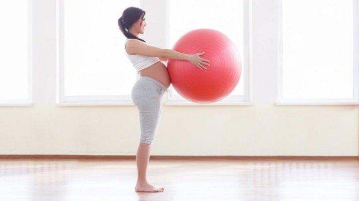 Взрыв мяча для беременных покалечил людей в подмосковной больнице
