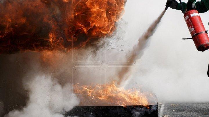 За последние 24 часа в стране произошло три пожара: двое пострадавших