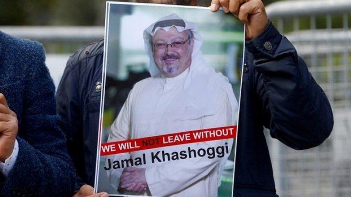 Полиция: Тело Хашукджи могли сжечь в печи
