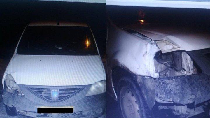 35-летнего мужчину из Теленештского района задержали за угон автомобиля