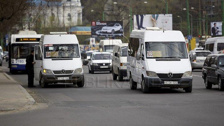 Водители кишинёвских маршруток организуют забастовку