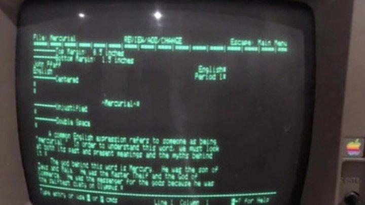 Сын обнаружил письмо покойного отца на старом компьютере