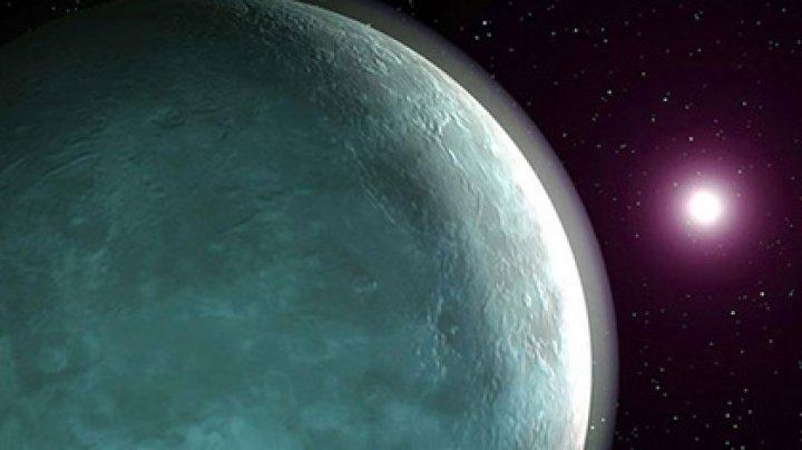 Впервые найдена рожденная в катаклизме экзопланета