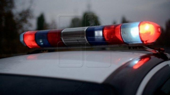 В Кишиневе полиция задержала преступную группу, подозреваемую в совершении грабежей и краж