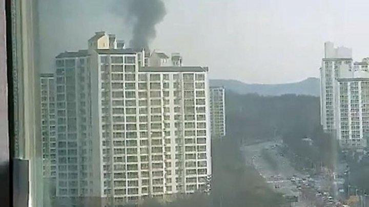 Три человека погибли в результате взрыва на заводе в Южной Корее