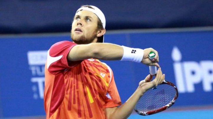 Молдавский теннисист впервые выиграл турнир ATP