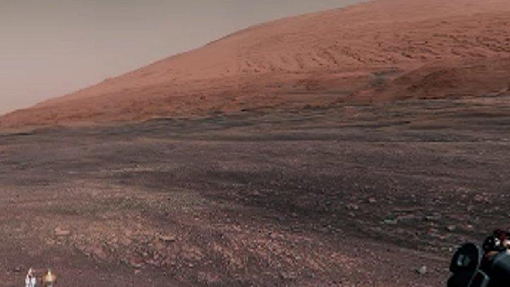 NASA опубликовало красивую панораму Марса