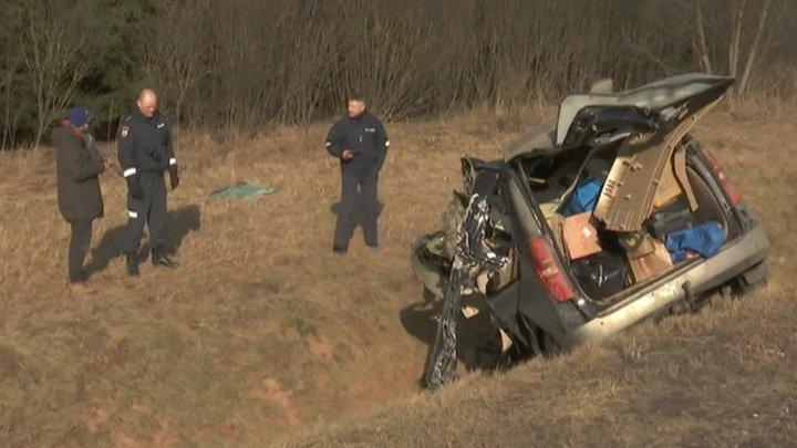 В ДТП в Литве погибли три человека