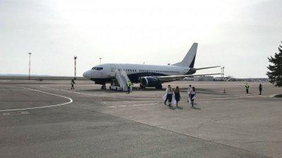 Сборная Франции по футболу прибыла в Кишинев (фото)
