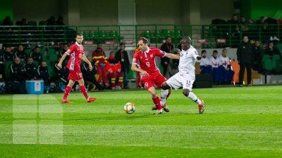 Международная пресса: Сборная Молдовы героически сражался против сборной Франции