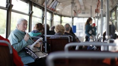 Пенсионеры из Кишинева в апреле получат новые проездные