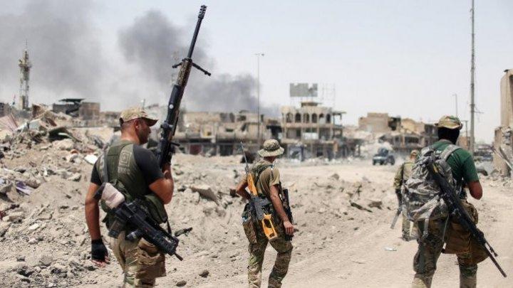 В Ираке военный открыл огонь по сослуживцам
