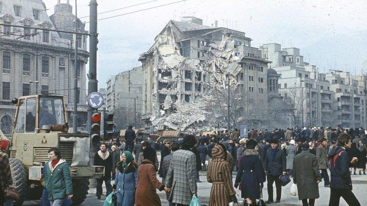 42 года со дня сильнейшего землетрясения в Румынии и Молдове