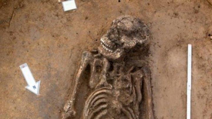 Найден скелет человека возрастом 6,5 тысяч лет