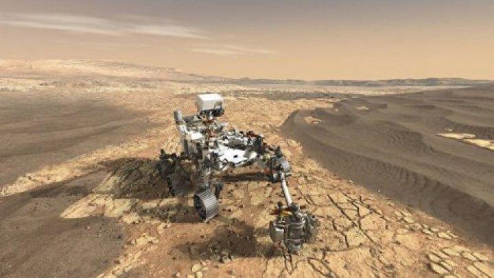 НАСА получит деньги на создание миссии для возврата образцов с Марса