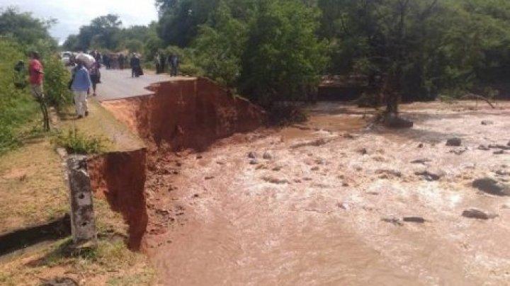 В Зимбабве из-за тропического циклона Идаи погибли 65 человек