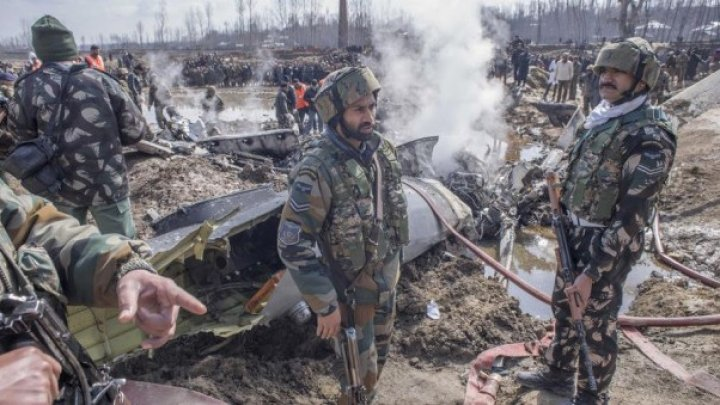 Стрельба на границе Индии и Пакистана: 11 погибших