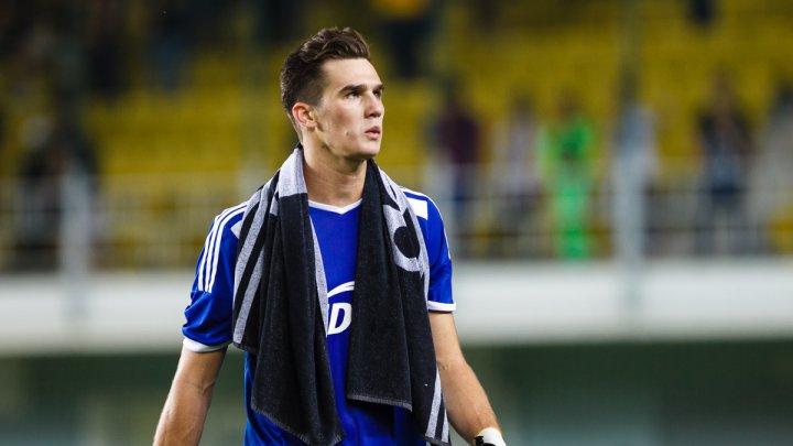 Вратарь сборной Молдовы Алексей Кошелев занимает 11 место среди вратарей в рейтинге УЕФА