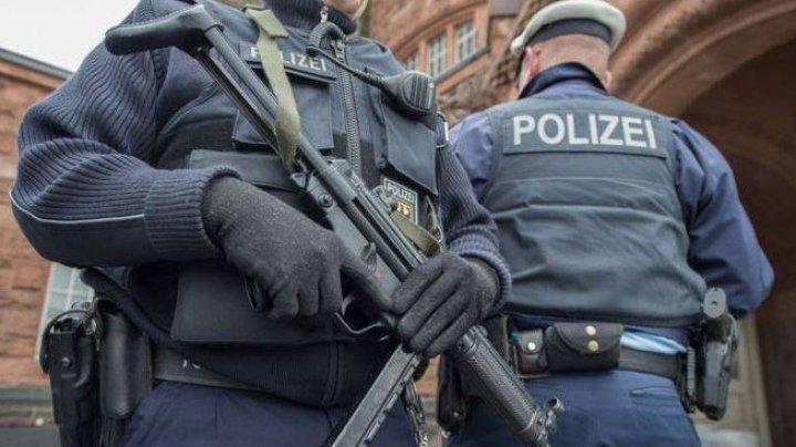 Полиция Германии задержала десять подозреваемых в терроризме