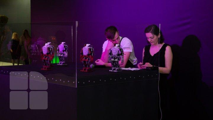"""В Национальном музее истории открылась выставка роботов """"Inovvatic Fest Roboshow"""""""